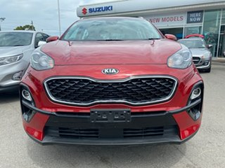 2018 Kia Sportage QL MY19 Si 2WD Red 6 Speed Sports Automatic Wagon.