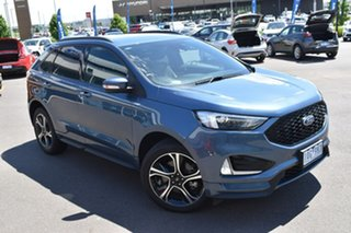 2019 Ford Endura CA 2019MY ST-Line Blue Metallic 8 Speed Sports Automatic Wagon.