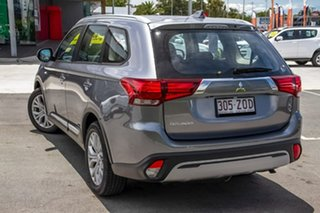 2019 Mitsubishi Outlander ZL MY20 ES 2WD Titanium Grey 6 Speed Constant Variable Wagon.