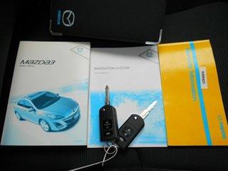 2009 Mazda 3 BL10L1 SP25 White 6 Speed Manual Sedan