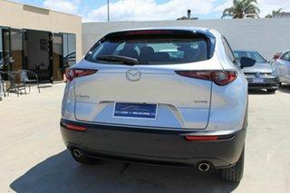 2020 Mazda CX-30 DM2W7A G20 SKYACTIV-Drive Pure Silver 6 Speed Sports Automatic Wagon