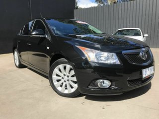 2014 Holden Cruze JH MY14 CDX Black 6 Speed Automatic Sedan