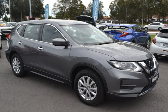 Used Nissan X-Trail T32 Series II ST X-tronic 2WD Maitland, 2018 Nissan X-Trail T32 Series II ST X-tronic 2WD Grey 7 Speed Constant Variable Wagon