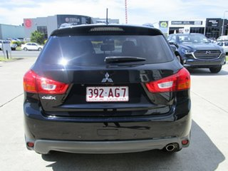 2014 Mitsubishi ASX XB MY14 2WD Black 5 Speed Manual Wagon.