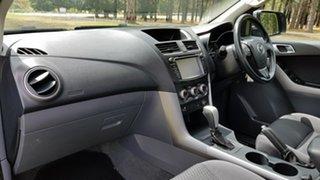 2017 Mazda BT-50 UR0YG1 XTR 4x2 Hi-Rider Blue 6 Speed Sports Automatic Utility