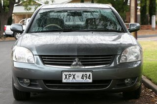 2007 Mitsubishi 380 DB Series 2 LX Grey 5 Speed Sports Automatic Sedan