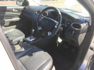 2007 Ford Focus LT Zetec Silver 4 Speed Automatic Sedan