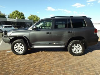 2018 Toyota Landcruiser VDJ200R Sahara 6 Speed Sports Automatic Wagon.