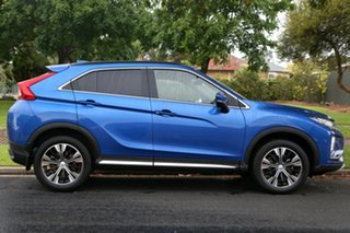 2020 Mitsubishi Eclipse Cross YA MY20 LS 2WD Blue 8 Speed Constant Variable Wagon