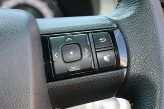 2018 Toyota Hilux GUN126R 4x4 Glacier White 6 Speed Automatic Dual Cab