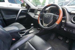 2013 Toyota RAV4 ASA44R GXL AWD Grey 6 Speed Sports Automatic Wagon