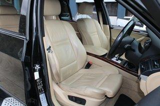 2007 BMW X5 E70 3.0D Executive Black 6 Speed Auto Steptronic Wagon