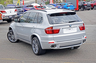 2013 BMW X5 E70 MY1112 xDrive40d Steptronic Sport Silver 8 Speed Sports Automatic Wagon.