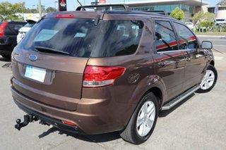 2013 Ford Territory SZ TX Seq Sport Shift Bronze 6 Speed Sports Automatic Wagon.