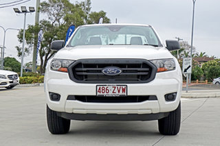 2020 Ford Ranger PX MkIII 2020.25MY XL Arctic White 6 Speed Sports Automatic Super Cab Pick Up.