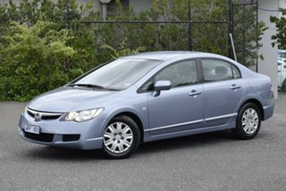2008 Honda Civic 8th Gen MY08 VTi Silver 5 Speed Automatic Sedan.