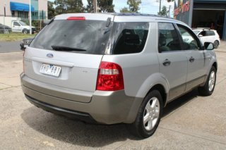 2005 Ford Territory SX TS (RWD) Silver 4 Speed Auto Seq Sportshift Wagon
