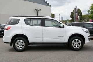 2019 Holden Trailblazer RG MY20 LT White 6 Speed Sports Automatic Wagon.