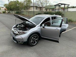 2017 Honda CR-V VTi-S Silver 1 Speed Constant Variable Wagon.
