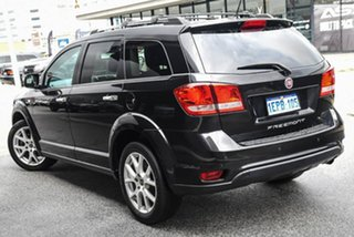 2014 Fiat Freemont JF Lounge Black 6 Speed Automatic Wagon.