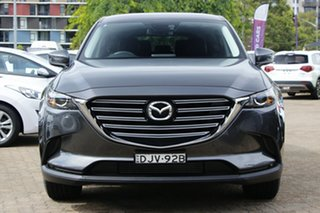 2016 Mazda CX-9 MY16 Touring (FWD) Grey 6 Speed Automatic Wagon