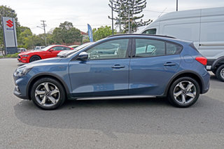 2019 Ford Focus SA 2019.75MY Active Blue Metallic 8 Speed Automatic Hatchback