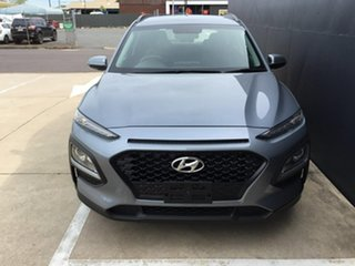 2019 Hyundai Kona OS.2 MY19 Active 2WD Grey 6 Speed Sports Automatic Wagon.