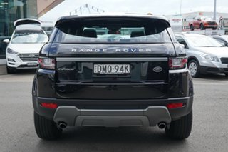 2017 Land Rover Evoque LV MY17 TD4 150 SE Santorini Black 9 Speed Automatic Wagon