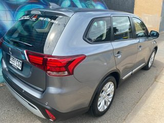 2020 Mitsubishi Outlander ZL MY21 ES 2WD Titanium 6 Speed Constant Variable Wagon