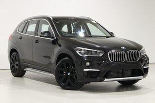 2019 BMW X1 F48 MY19 xDrive 25I Black 8 Speed Automatic Wagon.