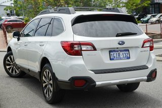 2017 Subaru Outback B6A MY17 2.5i CVT AWD Crystal White 6 Speed Constant Variable Wagon.