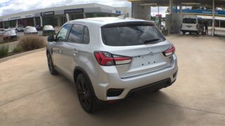 2020 Mitsubishi ASX XD MY21 MR 2WD Sterling Silver 1 Speed Constant Variable Wagon