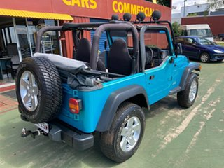 1996 Jeep Wrangler TJ Sport 3 Speed Automatic Softtop