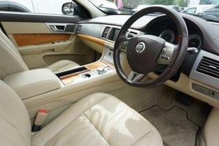 2011 Jaguar XF X250 MY11 S Luxury Indigo Blue 6 Speed Sports Automatic Sedan