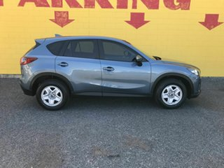 2016 Mazda CX-5 SKYACTIV Blue 5 Speed Sports Automatic Wagon