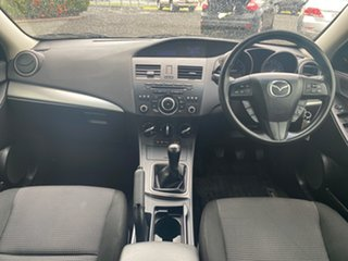 2012 Mazda 3 BL10F2 Neo White 6 Speed Manual Hatchback