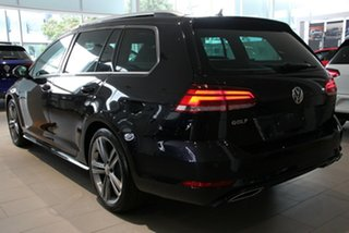 2020 Volkswagen Golf 7.5 MY20 110TSI DSG Highline Black 7 Speed Sports Automatic Dual Clutch Wagon.