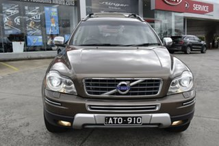 2012 Volvo XC90 P28 MY12 Executive Geartronic Bronze 6 Speed Sports Automatic Wagon.