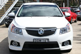 2011 Holden Cruze JH MY12 SRi V 6 Speed Automatic Sedan