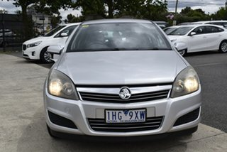 2008 Holden Astra AH MY08.5 60th Anniversary Silver 4 Speed Automatic Hatchback.