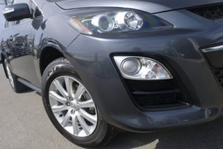 2011 Mazda CX-7 ER10L2 Classic Activematic Stormy Blue 5 Speed Sports Automatic Wagon.