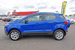 2014 Ford Ecosport BK Titanium Blue 5 Speed Manual Wagon