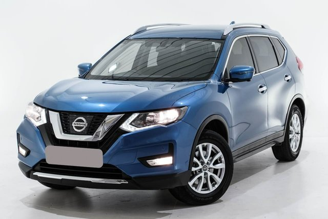Used Nissan X-Trail T32 Series II ST-L X-tronic 2WD Berwick, 2018 Nissan X-Trail T32 Series II ST-L X-tronic 2WD Blue 7 Speed Constant Variable Wagon