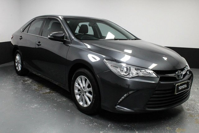 Used Toyota Camry ASV50R Altise Cardiff, 2015 Toyota Camry ASV50R Altise Grey 6 Speed Sports Automatic Sedan