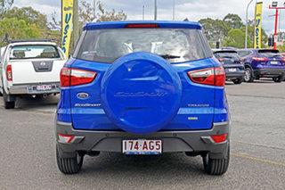 2014 Ford Ecosport BK Titanium Blue 5 Speed Manual Wagon