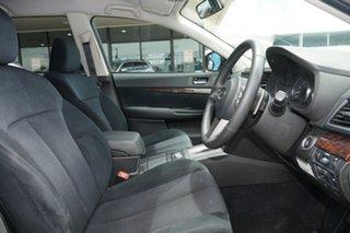 2012 Subaru Outback B5A MY12 3.6R AWD Premium Sunlight Gold Opal 5 Speed Sports Automatic Wagon