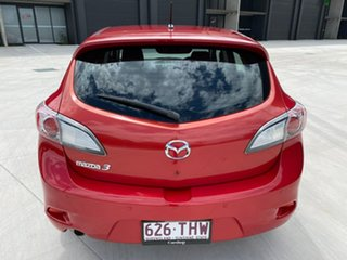 2013 Mazda 3 BL10F2 MY13 Neo Activematic Red 5 Speed Sports Automatic Hatchback