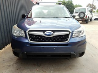 2013 Subaru Forester S4 MY13 2.0i AWD Blue 6 Speed Manual Wagon