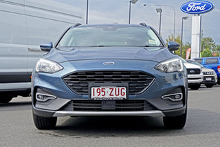 2019 Ford Focus SA 2019.75MY Active Blue Metallic 8 Speed Automatic Hatchback.