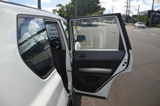 2007 Nissan X-Trail T31 TI (4x4) White 6 Speed Manual Wagon